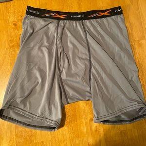 Men's Hanes boxer brief